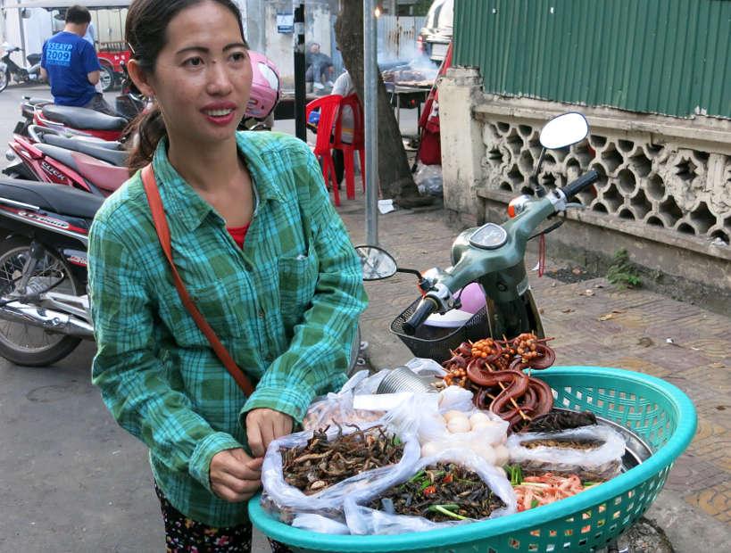 InsectStreetVendor_FoodinCambodia_AuthenticFoodQuest