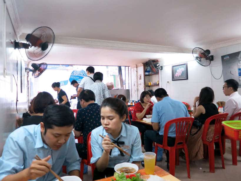 Inside Hung Lau A Must Eat in Hanoi Authentic Food Quest