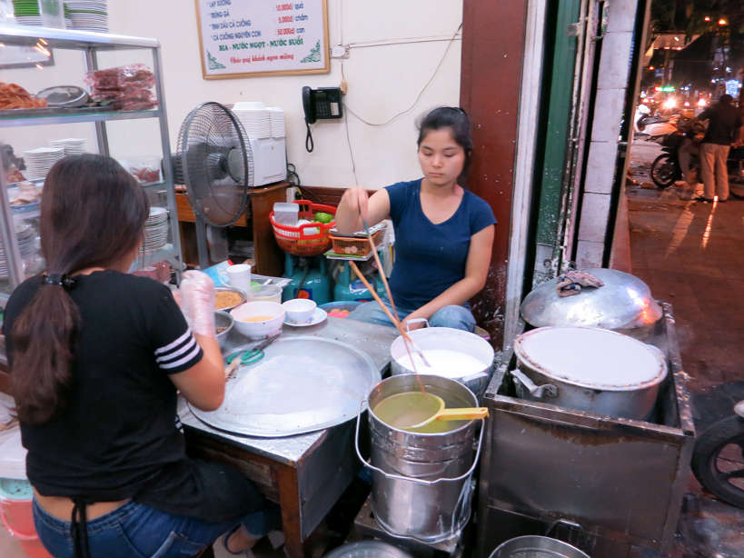 Making Banh Cuon Must Eat in Hanoi Authentic Food Quest