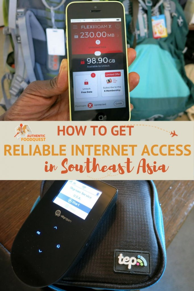 How To Get Reliable Internet Access In Southeast Asia Authentic Food Quest