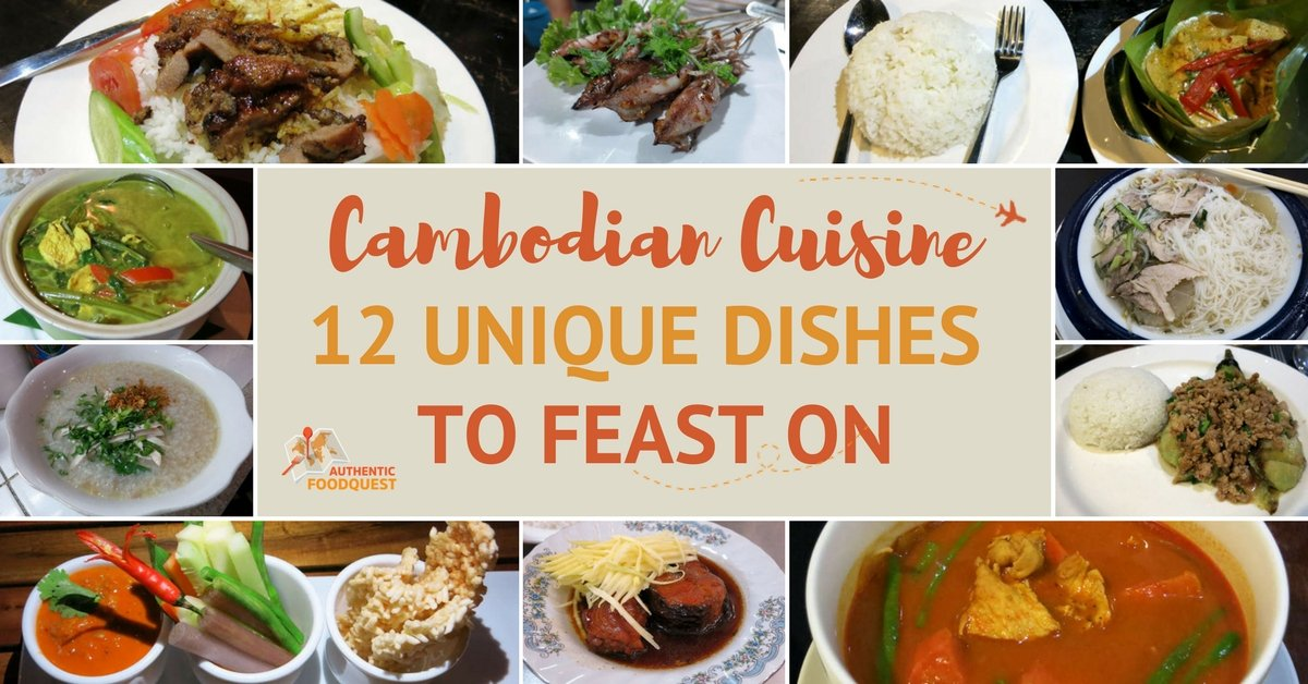 Fascinating cambodian cuisine 12 unique dishes to feast on forumfinder Gallery