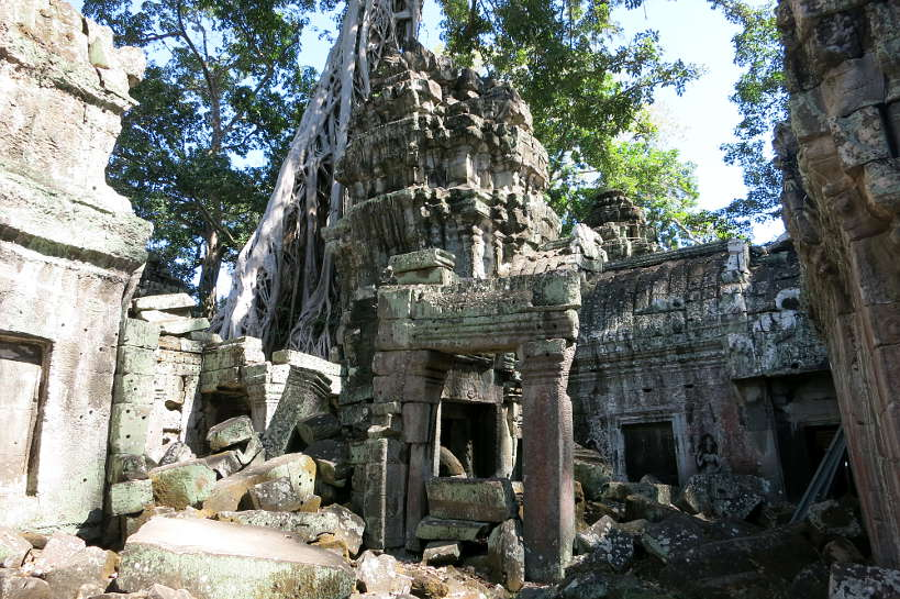 Ta Phrom at Angkor Wat Cuisine Wat Damnak Authentic Food Quest