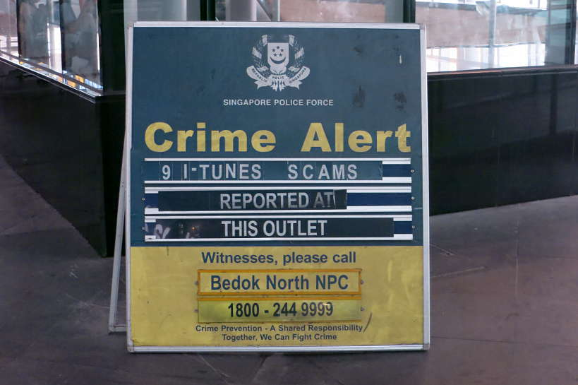 Crime Alert Singapore Food Authentic Food Quest
