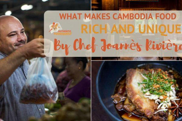 Cuisine Wat Damnak Joannès Rivière Authentic Food Quest