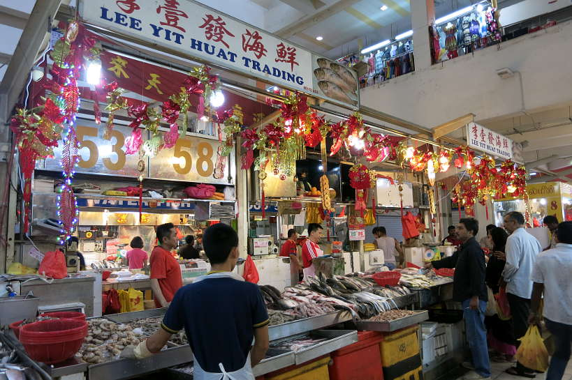 Food Market Little India Singapore Food Authentic Food Quest