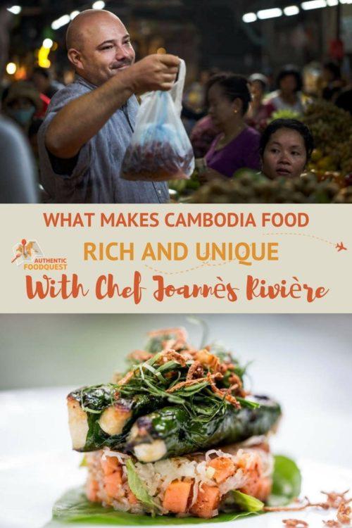 Pinterest Chef Joannes Riviere Authentic Food Quest