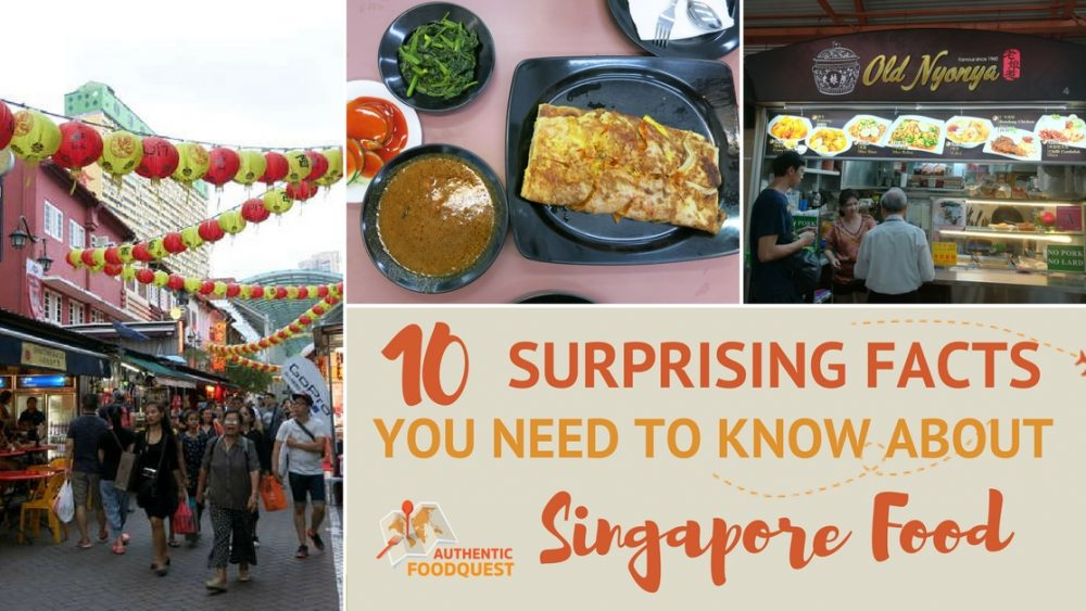 Singapore Food Authentic Food Quest