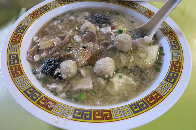 Bak Chor Mee Hawker Chan Singapore Michelin Star Authentic Food Quest