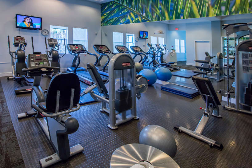 Fitness Center_The Provident Doral at The Miami Blue_DoralRestaurants_AuthenticFoodQuest
