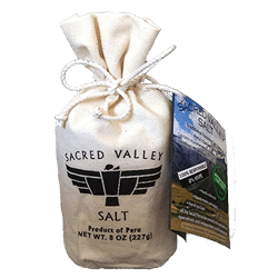 Unique Food Gift - Spices-SacredValleySalt-250