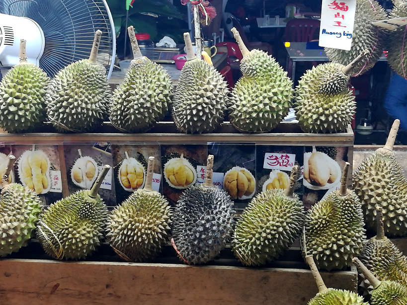 Durian Fruits Malay Food Authentic Food Quest