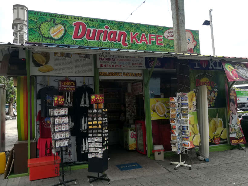 Durian Kafe Malay Food Authentic Food Quest