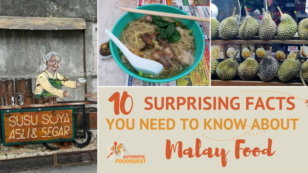 Malay Food Authentic Food Quest