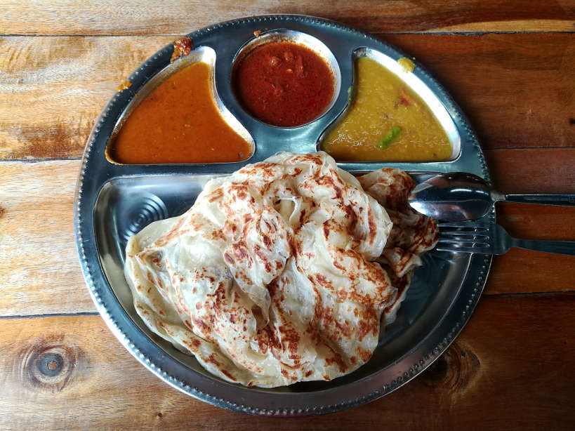 Roti Canai_Best Penang Food_Authentic Food Quest
