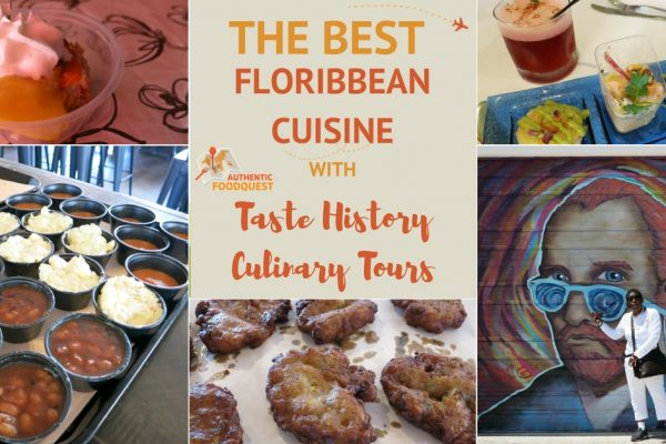 Floribbean Cuisine Taste History Culinary Tour Authentic Food Quest