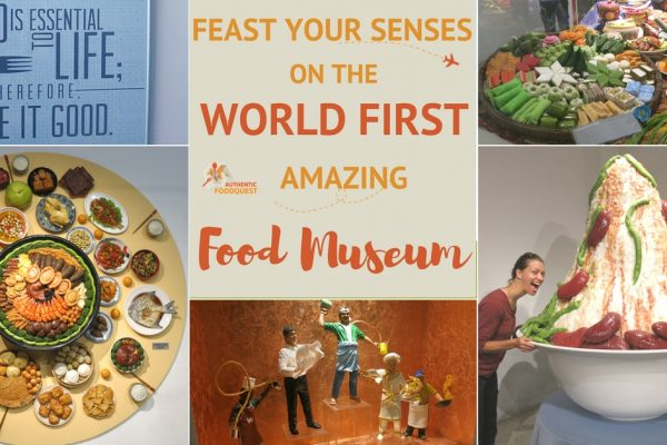Feast Your Senses on the World First Amazing Food Museum