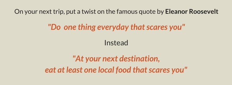 Quote Food Authentic Food Quest