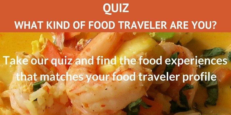 Food Travel Quiz Authentic Food Quest