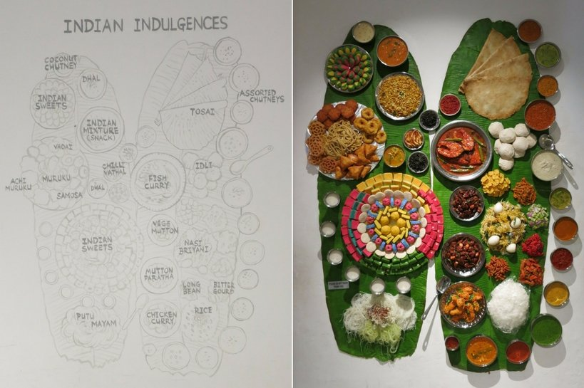 Indian Indulgences Food Museum Penang Authentic Food Quest
