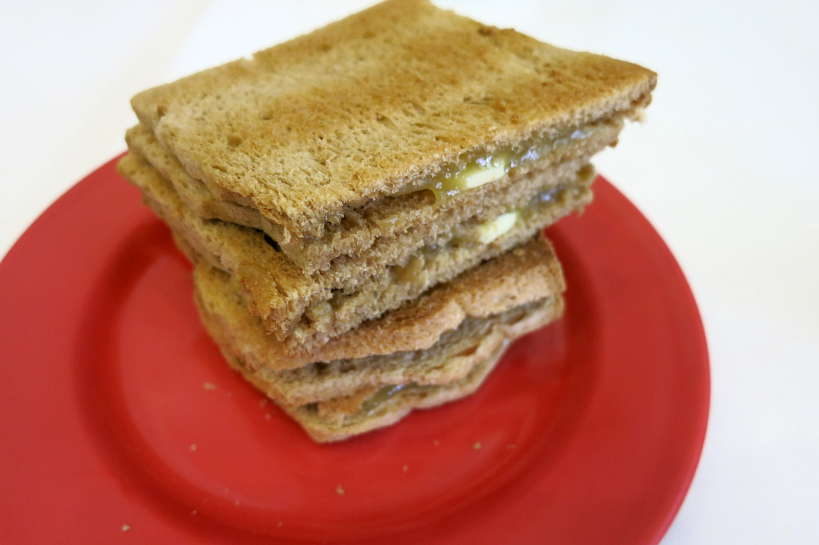 Dishes in Singapore, Kaya toast from Singapore