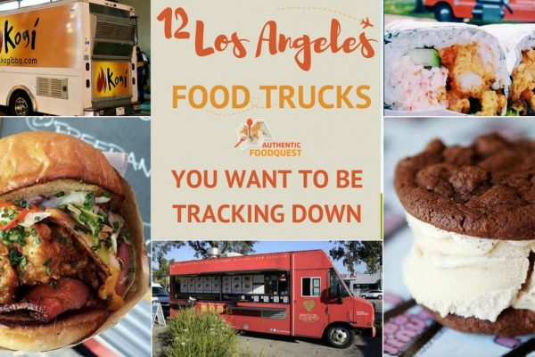 12 Los Angeles Food Trucks You Want To Be Tracking Down