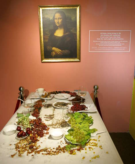Mona Lisa Food museum Penang Authentic Food Quest