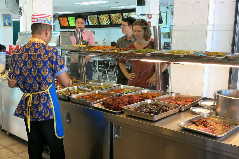Nasi Kandar Buffet Penang Famous Food Authentic Food Quest