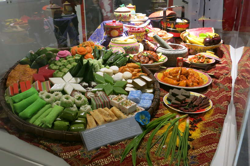 Perakanan Buffet Food museum Penang Authentic Food Quest