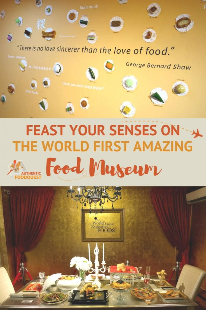 Pinterest Food Museum Penang Authentic Food Quest