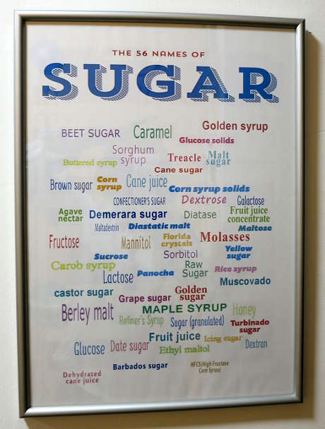 Sugar Poster Food museum Penang Authentic Food Quest