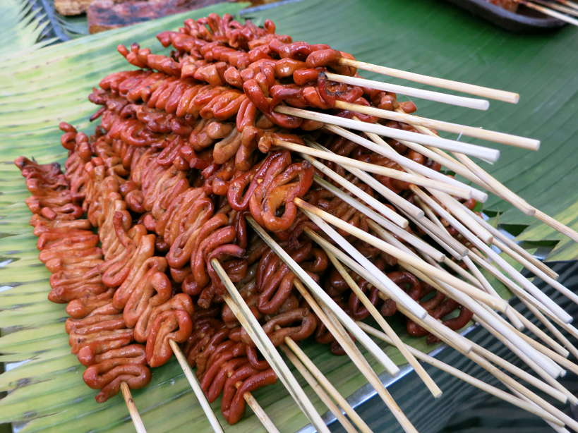 Isaw Filipino Dishes Authentic Food Quest