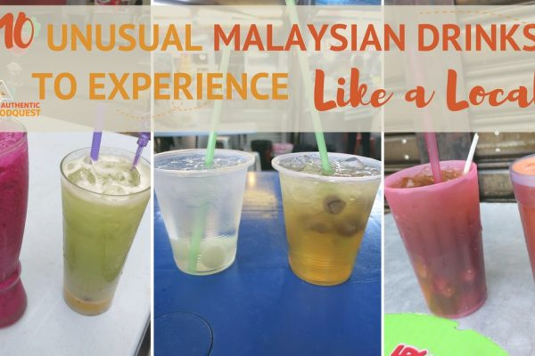 Malaysian Drinks Authentic Food Quest