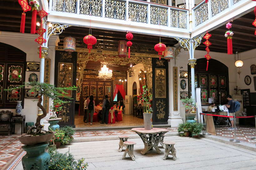 Pinang Peranakan Mansion Nyonya Food Authentic Food Quest