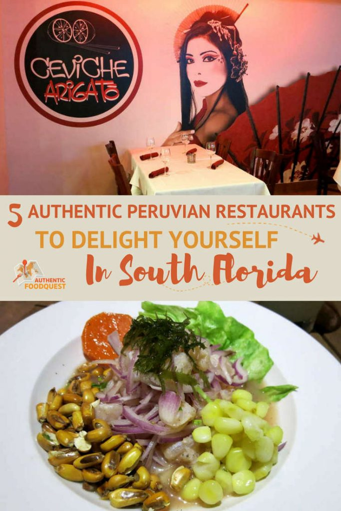 Pinterest Peruvian Restaurants Authentic Food Quest