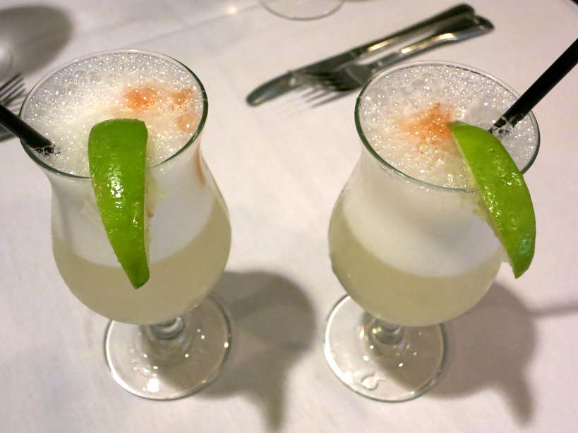 Pisco Sour Peruvian Restaurants Authentic Food Quest