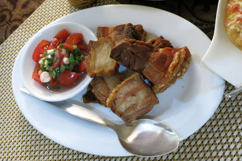 Bagnet Ilocos Food Authentic Food Quest