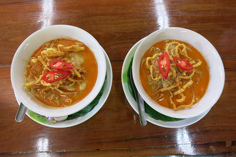 Aroy Aroy Khao Soi Chiang Mai Authentic Food Quest