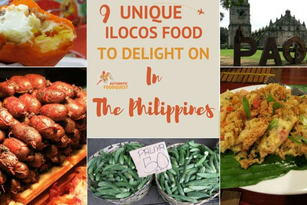 Ilocos Food Authentic Food Quest
