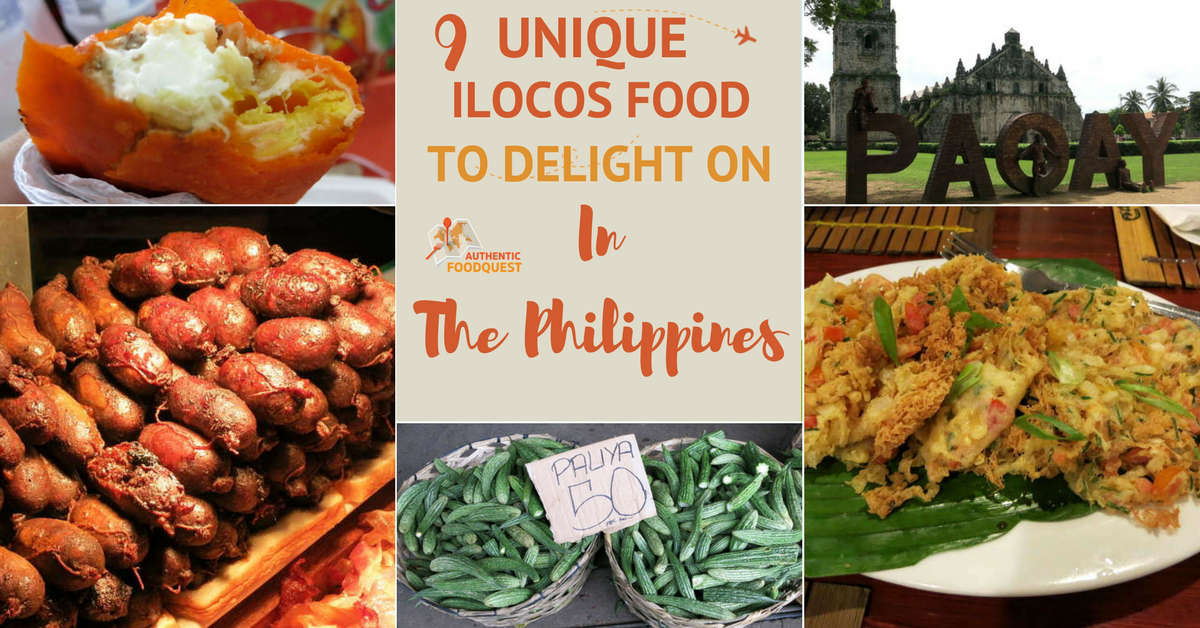 9 unique ilocos food to delight on in the philippines forumfinder Gallery