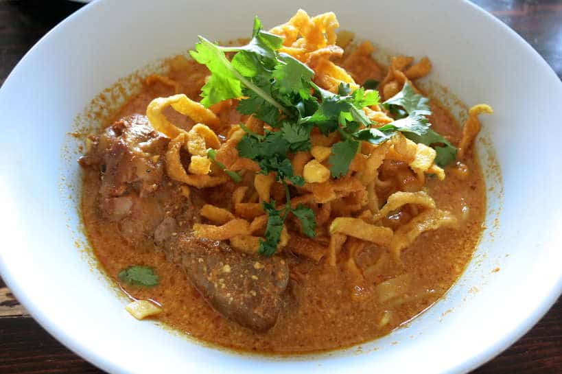 Khao Soi Chiang Mai Authentic Food Quest