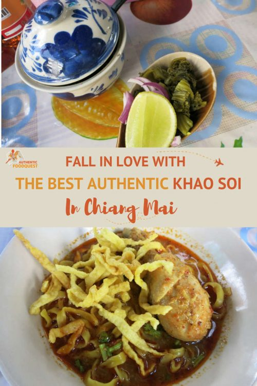 Pinterest Khao Soi Authentic Food Quest