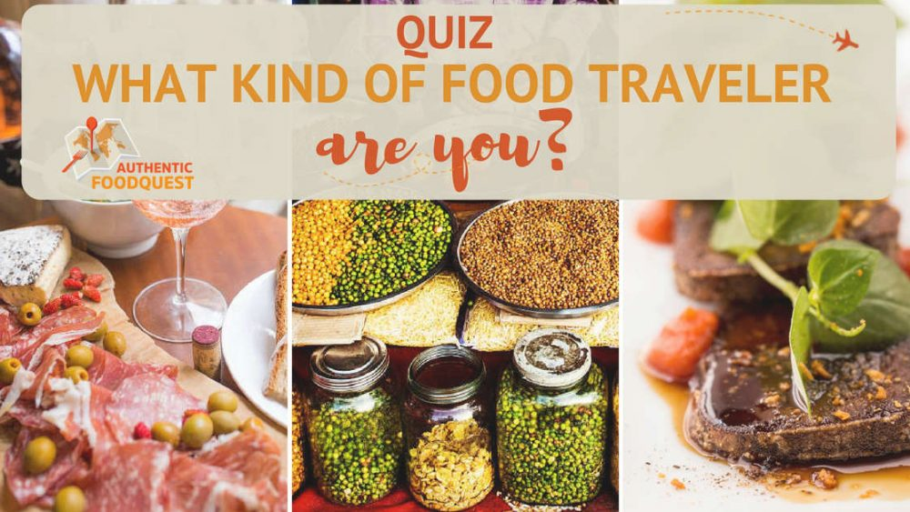 FoodTravelerQuiz_AuthenticFoodQuest