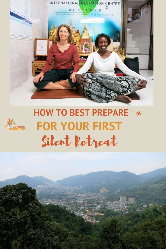 Pinterest Silent Retreat in Malaysia Authentic Food Quest