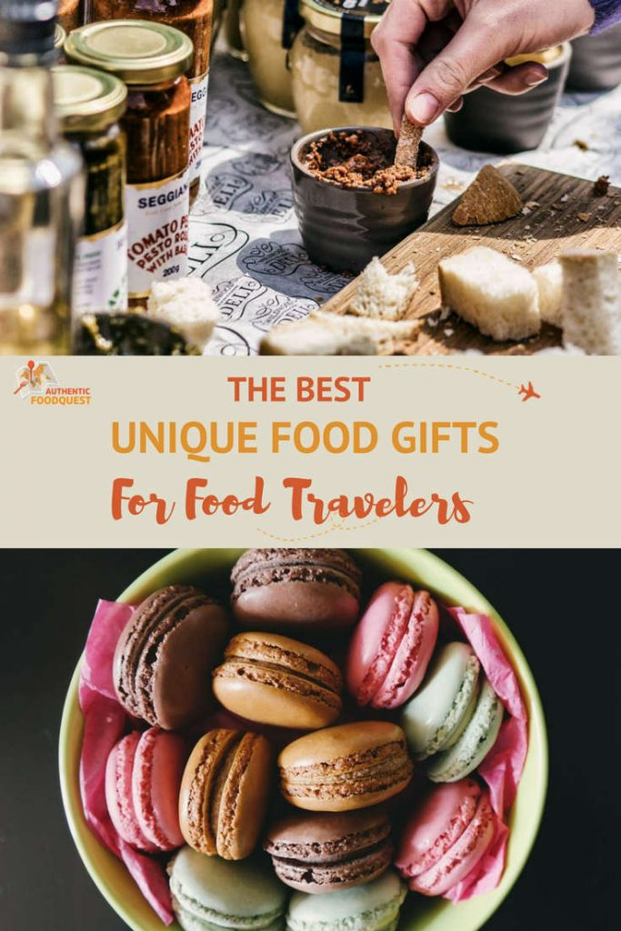 unique food gifts