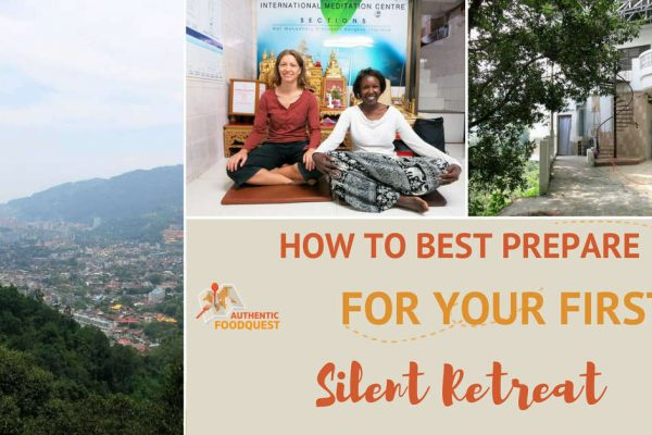 Silent Retreat in Malaysia Authentic Food Quest