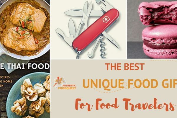 The Best Unique Food Gifts for Food Travelers