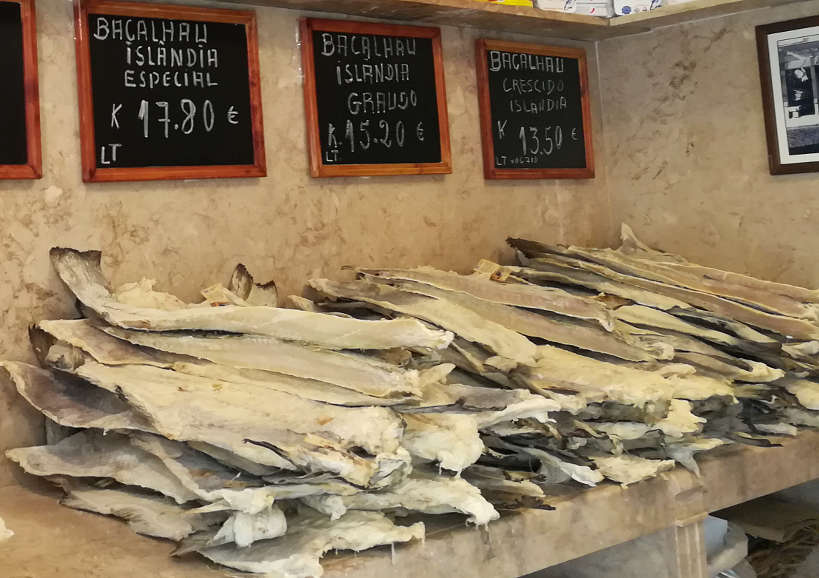 Bacalhau food in Portugal Authentic Food Quest