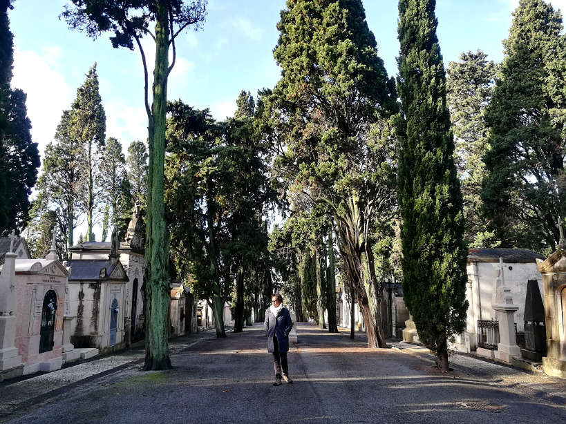 Cemetery Prazeres_Taste of Lisboa_Authentic Food Quest