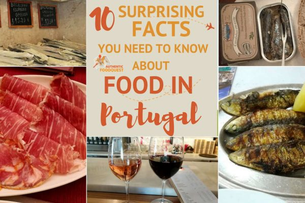 10 Surprising Facts You Need to Know About Food in Portugal