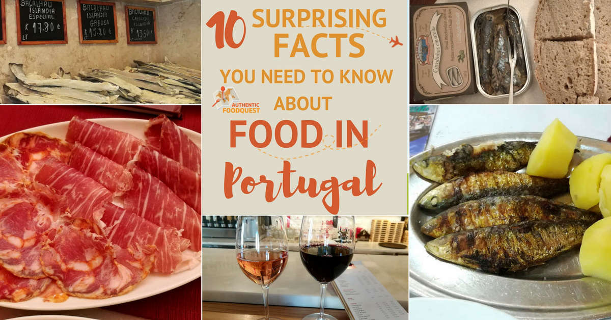 Food In Portugal Authentic Food Quest